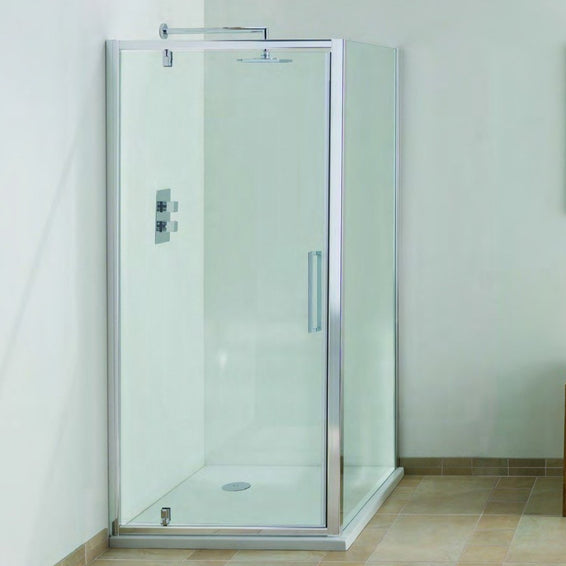 Luxury 6 Pivot Door Enclosure