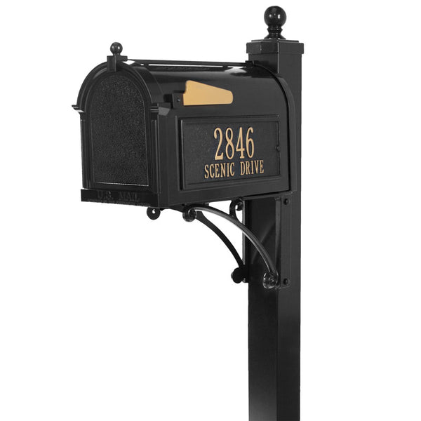 Complete Mailbox Deluxe
