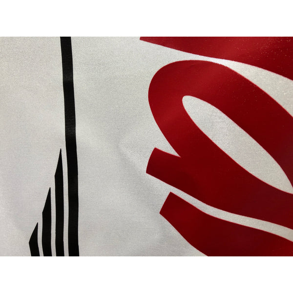 Silkscreen Print Custom Flag