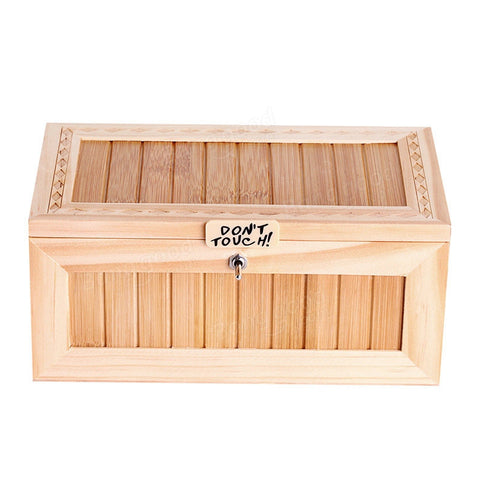 (PROMO PRICE $49.99 FROM USUAL $80.00) Don't Touch! Funny Cat Box
