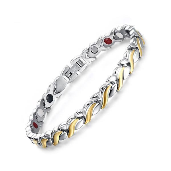 Magnetic Bracelet For Women - Enticing Aroma...a Woman's  World!