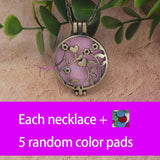 Aromatherapy Necklace Diffuser Pendant - Enticing Aroma...a Woman's  World!