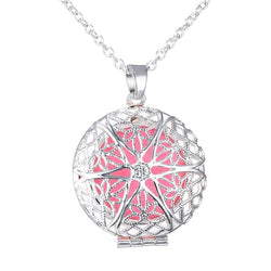 Aromatherapy Essential Oil Diffuser Necklace - Enticing Aroma...a Woman's  World!
