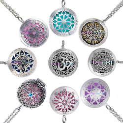 Essential Oil Necklace Diffusers - Enticing Aroma...a Woman's  World!