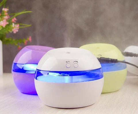 Essential Oil Diffusers - Enticing Aroma...a Woman's  World!
