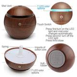 Ultrasonic Aroma Essential Oil Diffuser - Enticing Aroma...a Woman's  World!