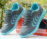 Women's Breathable Shoes - Enticing Aroma...a Woman's  World!