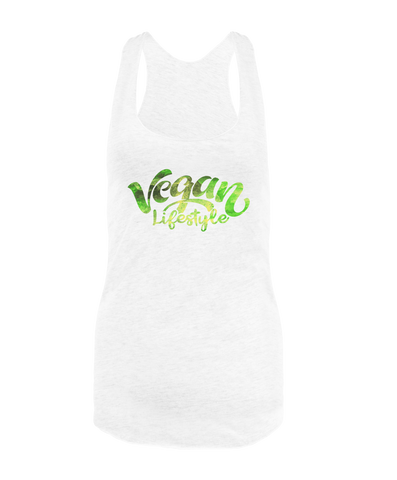 Vegan Lifestyle Tank Top