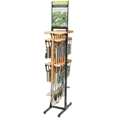 RHS Endorsed Bulb Planter Display Stand