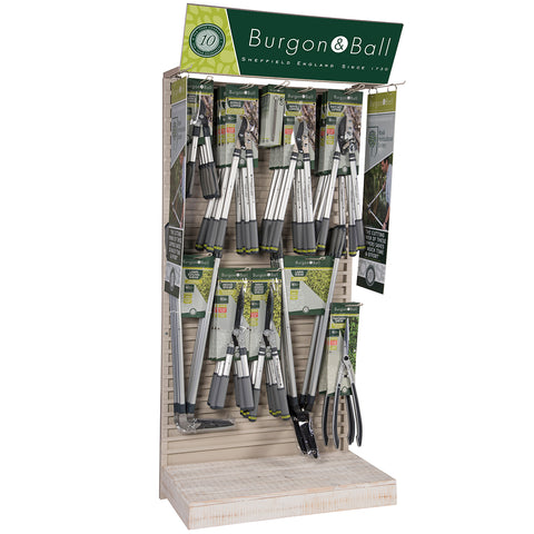 RHS Large Cutting Tools Display Stand