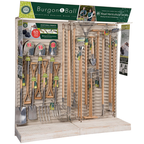 RHS Large Garden Tools Display Stand