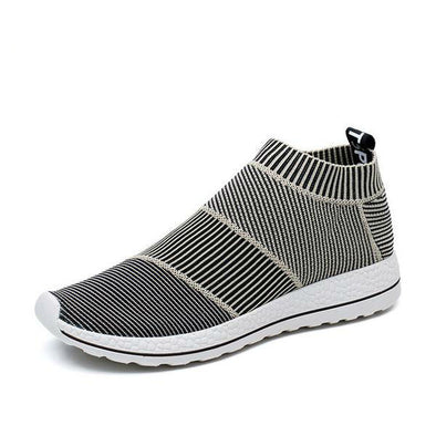 Men's Breathable Slip-On Mesh Sneakers