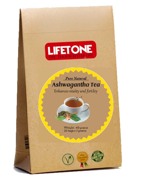 Ashwagandha root tea