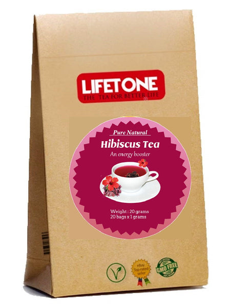 hibiscus flower organic tea