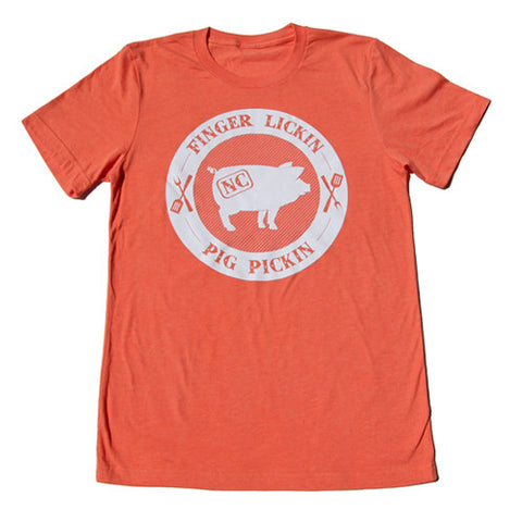 Pig Pickin Tee Size Small