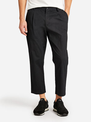 COUNDUIT PACKABLE PANT JET BLACK