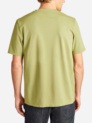 LENOX POCKET TEE MOSS ONS CLOTHING GREY LABEL