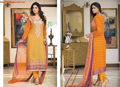Indian Pakistani Designer Salwar Kameez Original Rana Arts 402b
