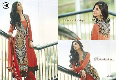 Indian Pakistani Designer Salwar Kameez Original Me 005