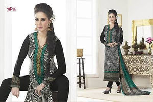 Indian Pakistani Designer Salwar Kameez Original Vipul 6415