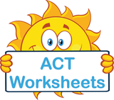 ACT Special Need Worksheets and Flashcards completed using NSW Foundation Font.