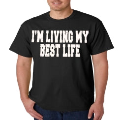 Jersey Shore The Situation I'm Living My Best Life T-Shirt
