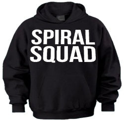 Jersey Shore Spiral Squad Hoodie