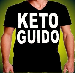 Jersey Shore Keto Guido Men's V-Neck