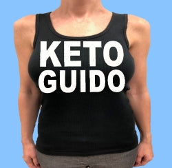 Jersey Shore Family Vacation Keto Guido Women's Tank Top
