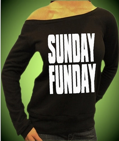 Sunday Funday Off The Shoulders 424