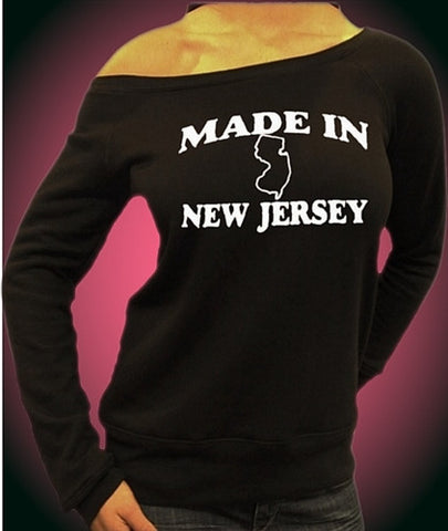 Made In New Jersey Off The Shoulder 121