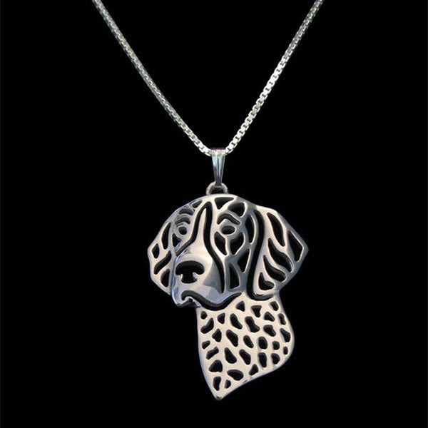 German Shorthaired Pointer Pendant