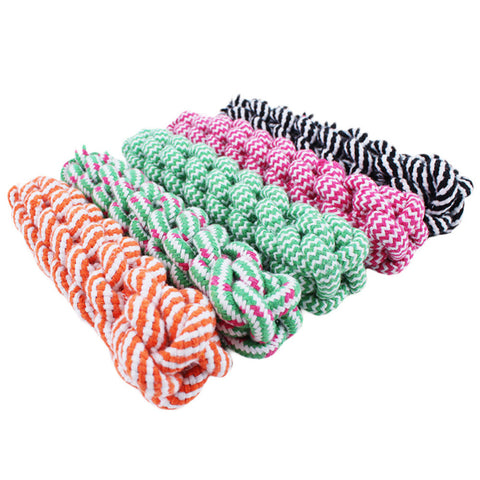 Braided Rope Dog Tug Toy