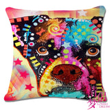 Dazzling Spotted Boxer Throw Pillow Case