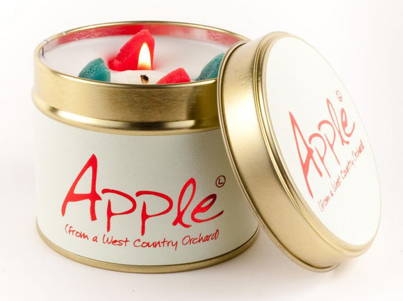 Apple Scented Candle