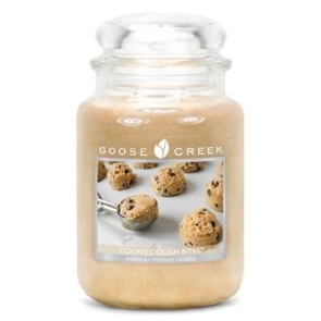 Cookie Dough Bites Goose Creek 24oz Scented Candle Jar