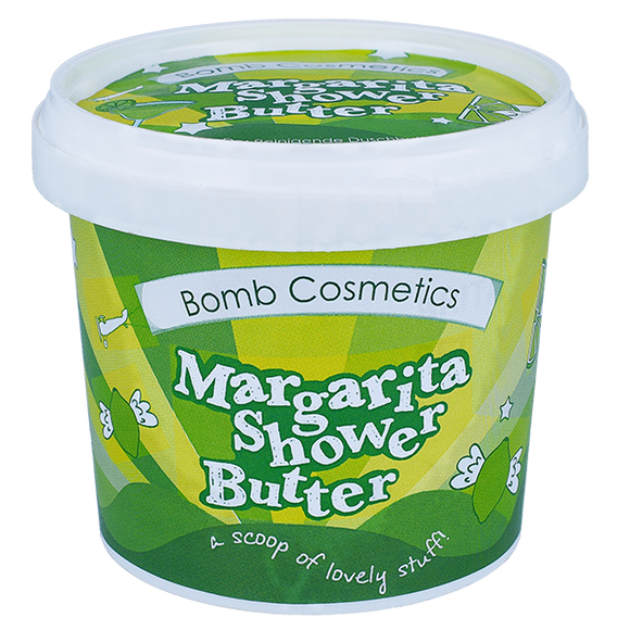 Margarita Cleansing Shower Butter 365ml