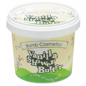 Chilla Vanilla Cleansing Shower Butter