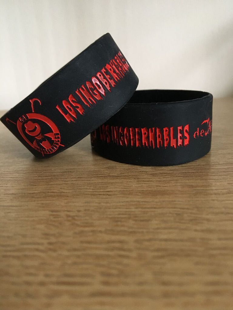 Los Ingobernables de Japon Wristband including LIJ Logo