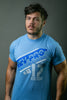Blue RevPro Athletic T-shirt