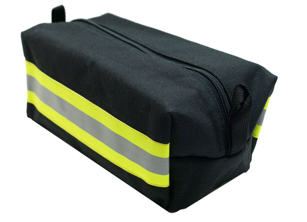 Bunker gear toiletry bag, single compartment
