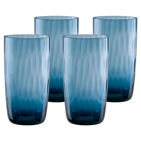 Pebbles Highball Glass - Set of 4