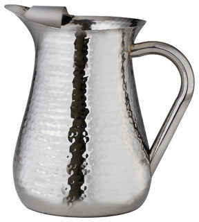 Hammered Water Pitcher 72 oz
