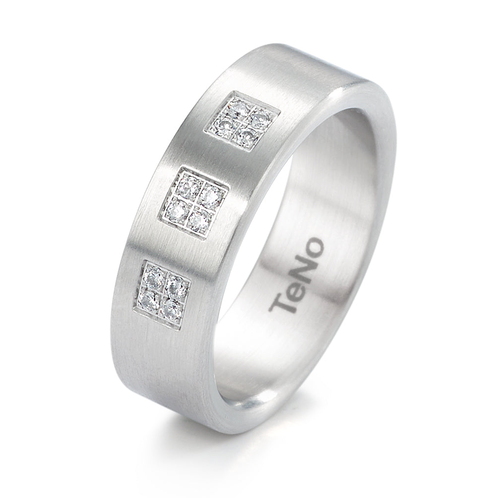 069.02P04 TeNo Stainless Steel Ring
