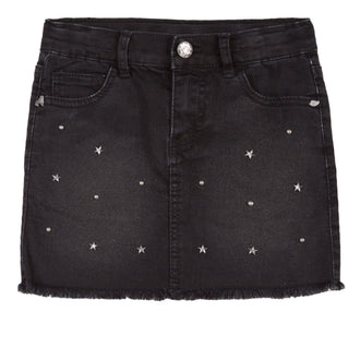 Rock N Roller Black Skirt
