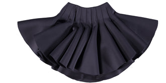 Milly Navy Skirt