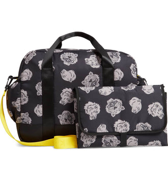 Black Tiger Baby Bag