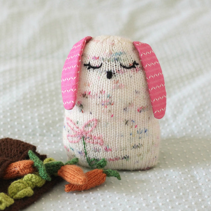 Little Lollipop Rabbit | PDF Knitting Pattern