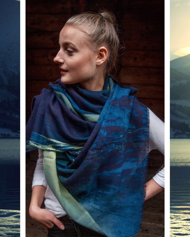 Lakeview Scarf