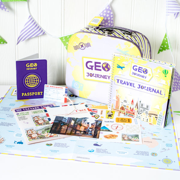 Geo Journey Pay Monthly Subscription